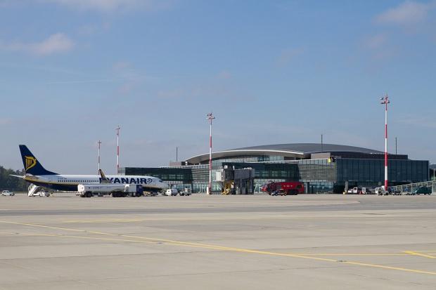 NIK: Lotnisko Rzeszów-Jasionka za słabo wykorzystane