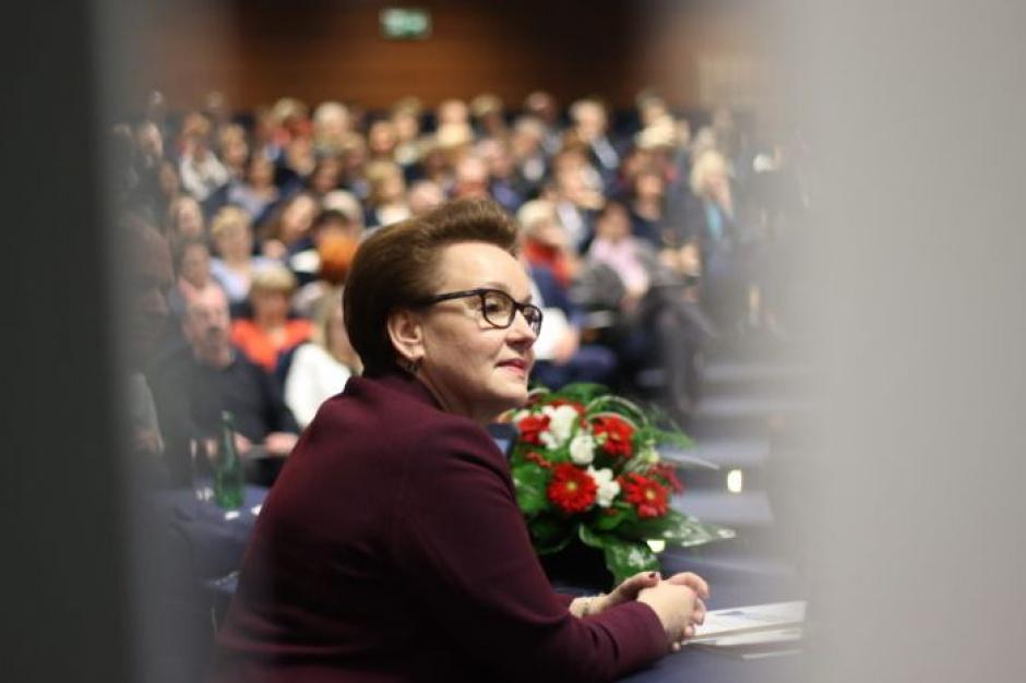 Zalewska: PISA nie ma nic wspólnego z ustrojem szkolnym