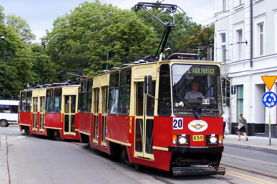Śląskie: Od poniedziałku tramwajem z Gliwic do Katowic