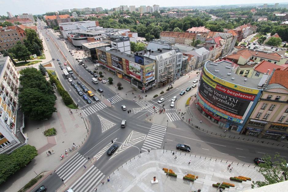 Olsztyn: Rusza program rewitalizacji podwórek