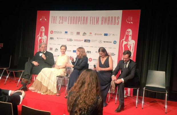Wrocław: Wręczono Europejskie Nagrody Filmowe