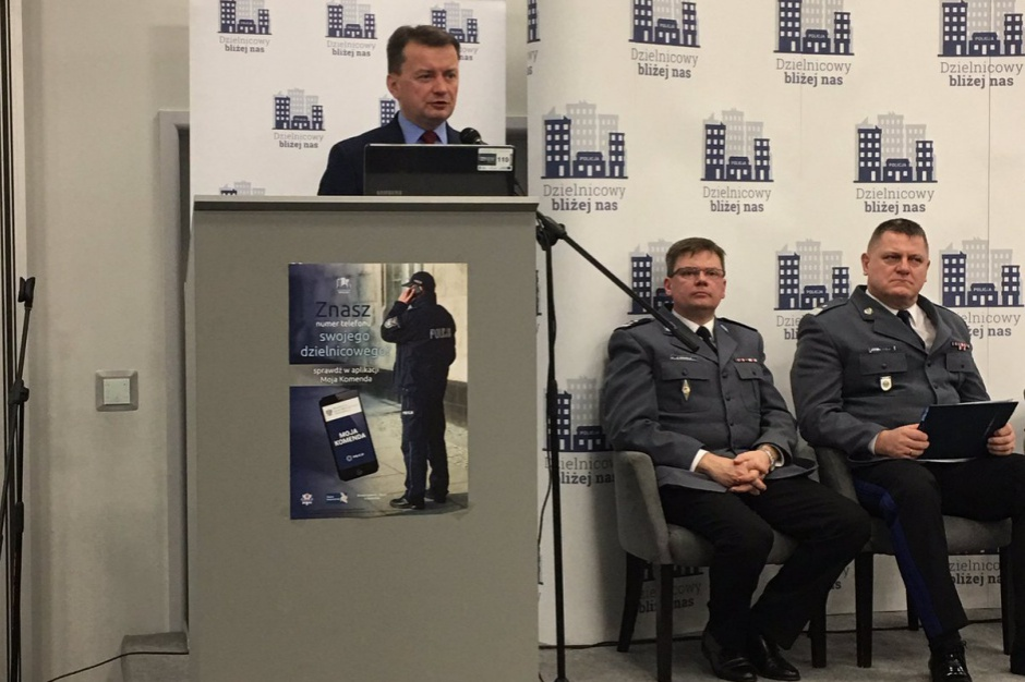 13 grudnia, Błaszczak: Prezydenci miast będą tłumaczyć się wojewodom