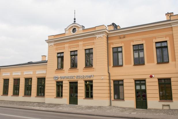 PKP, nowe dworce: Wieliczka Park otwarty dla podróżnych