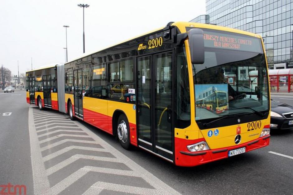 W Warszawie kierowców i pasażerów czekają utrudnienia w ruchu