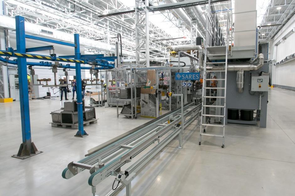 Wrocław. Bosch-Siemens inwestuje 500mlnzł