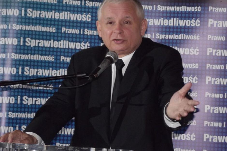 Manifestacje 13 grudnia, Kaczyński: To wezwanie o charakterze antypaństwowym