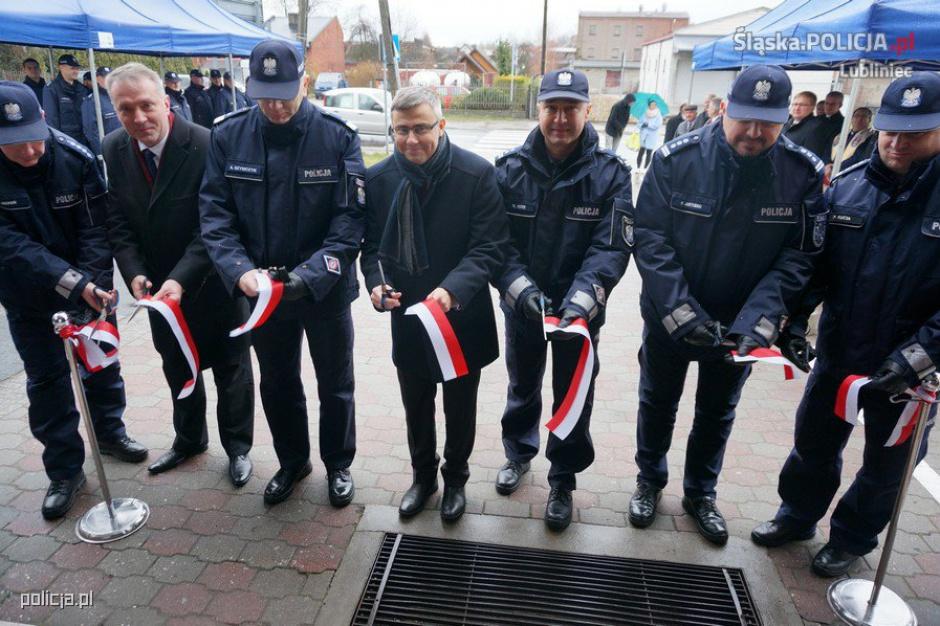 Koszęcin ma z powrotem posterunek policji