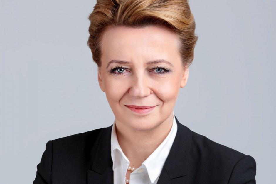 Hanna Zdanowska nie boi się o inwestorów: Progres jest duży, ale nie osiadamy na laurach