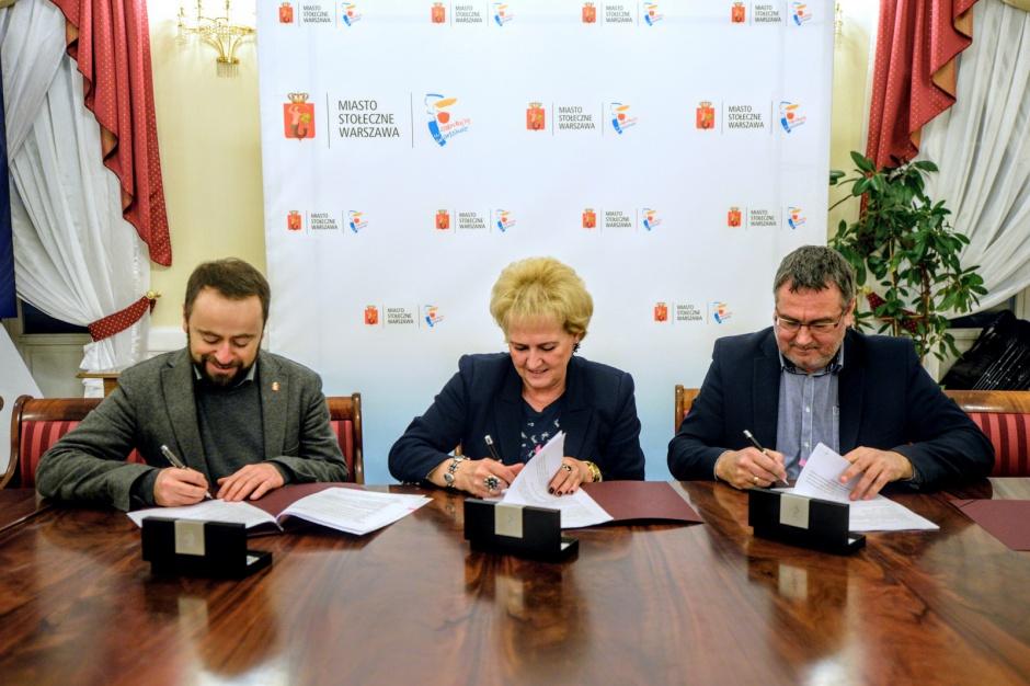 Warszawa na mieszkania przeznaczy w 2017 r. ćwierć miliarda złotych