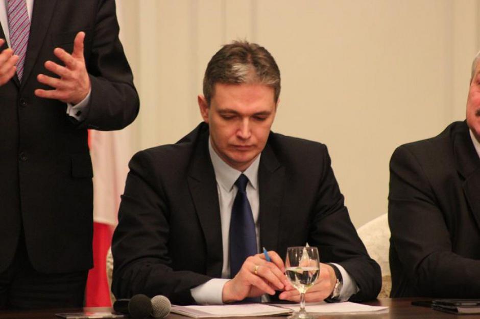 Świętokrzyskie: Marszałek województwa podsumował półmetek kadencji