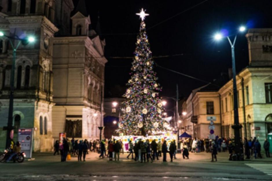 Łódź: Ponad tysiąc osób uczestniczyło w miejskiej wigilii