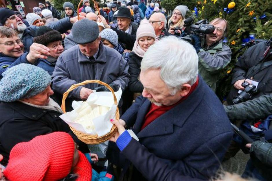 Kraków: Wigilia dla bezdomnych i potrzebujących