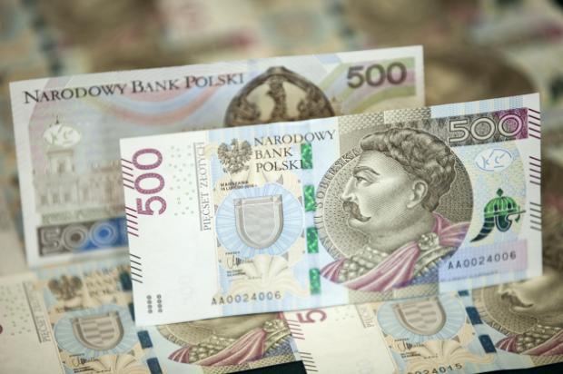 Tak będzie wyglądał nowy 500 złotowy banknot (fot.nbp.pl)
