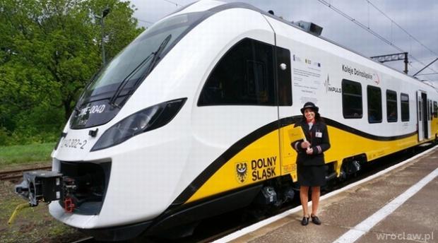 Wrocław: Połączenie kolejowe do Jelcza za 58 mln