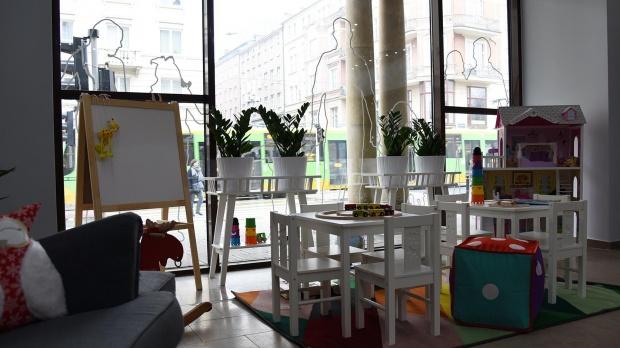 Dla rodzin centrum będzie źródłem wiedzy o projektach skierowanych właśnie do nich (fot.poznan.pl)