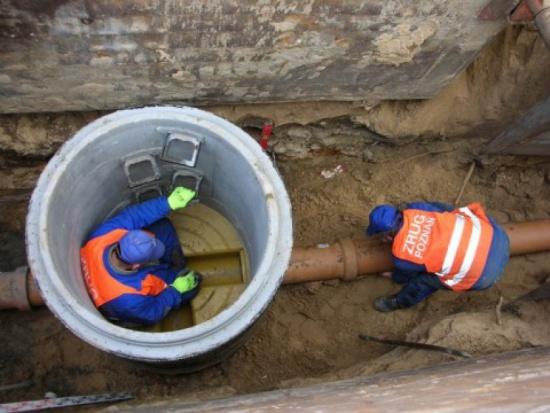 Kiedy gmina może odliczyć VAT od budowy kanalizacji?
