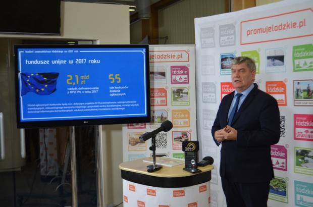 Łódzkie z nadwyżką finansową. Sejmik przyjął budżet na 2017 rok