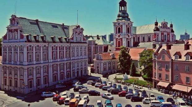 Preferencje podatkowe w części centrum Poznania