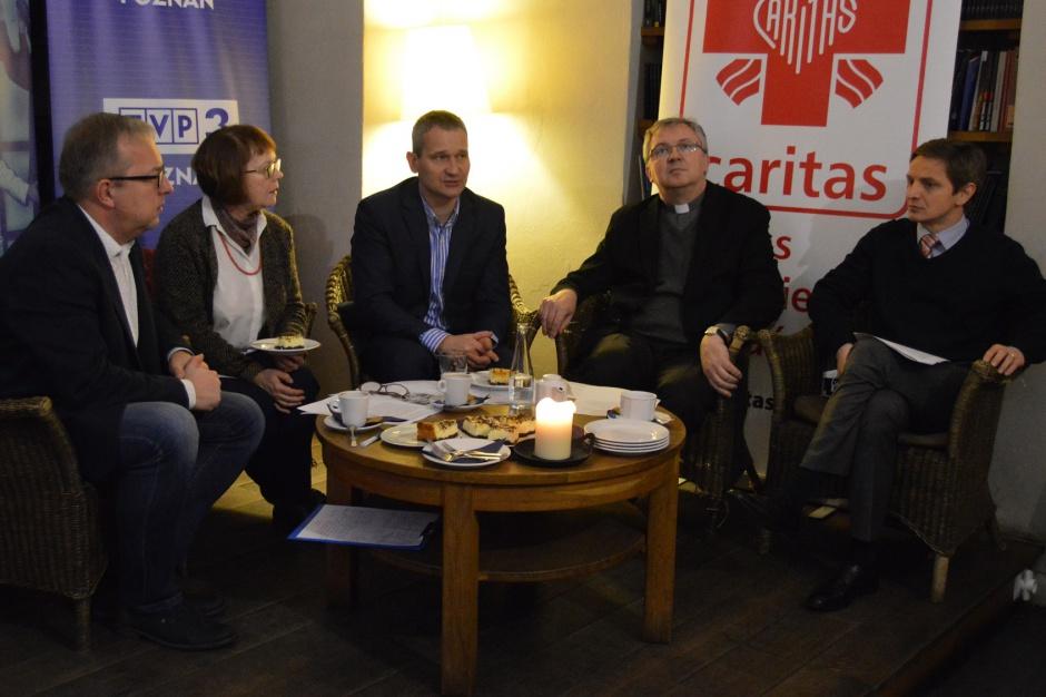 Poznań: Koncert na zwieńczenie akcji Caritas