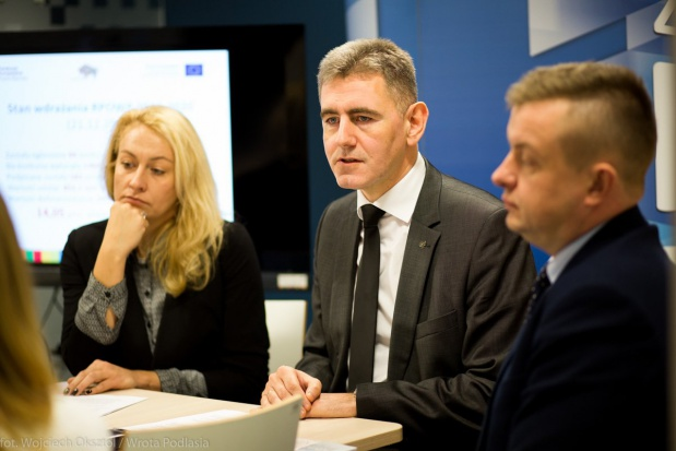 Podlaskie, RPO 2014-2020: W tym roku rozdysponowano 693,9 mln zł