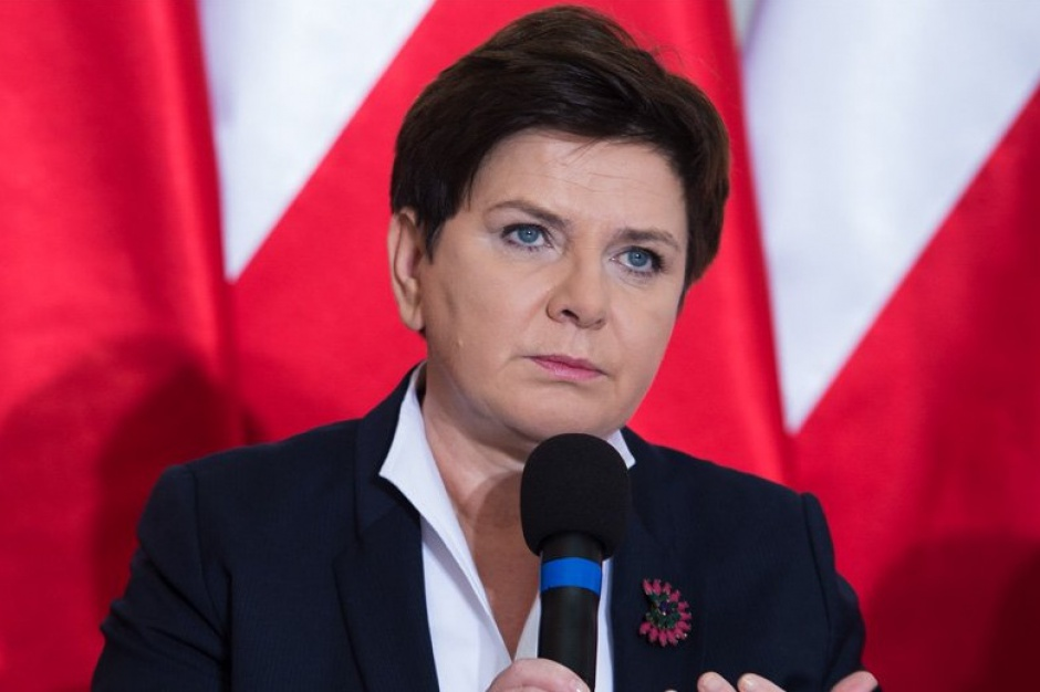 Beata Szydło deklaruje samorządom wsparcie z budżetu państwa