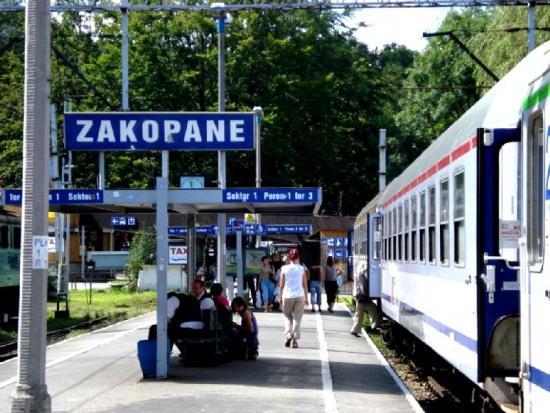 Kraków-Zakopane: Podróż będzie krótsza dzięki łącznicy kolejowej