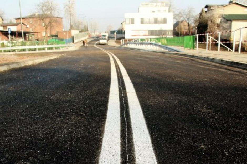 Tychy: Drogowcy oddali nowe połączenie centrum z drogą nr 44