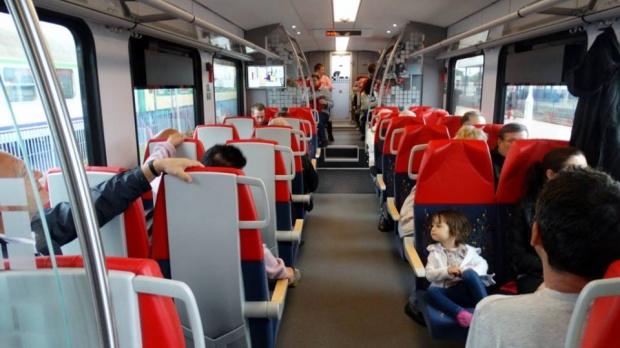 Łódzka Kolej Aglomeracyjna zanotowała rekord, przewiozła blisko 2,5 mln pasażerów