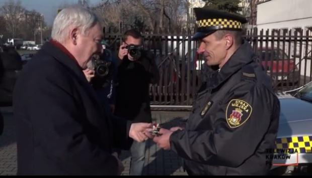 Kraków: Terenówki Straży Miejskiej pomogą zadbać o środowisko