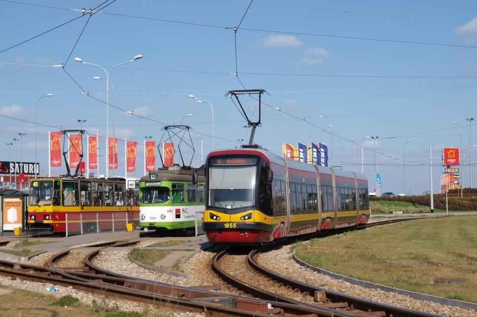 Komunikacja miejska, Łódź: Tramwaje elektryczne świętują 118 lat