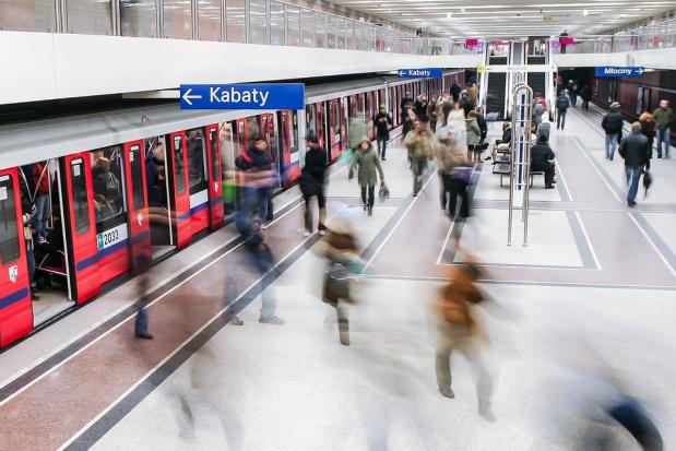 Warszawa: ZTM podsumował rok, wśród sukcesów - rozbudowa metra