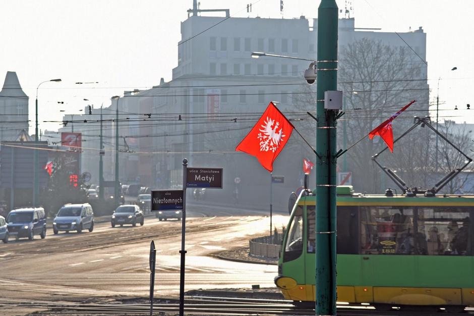 Rocznica Powstania Wielkopolskiego: Na minutę zatrzymają się autobusy i tramwaje