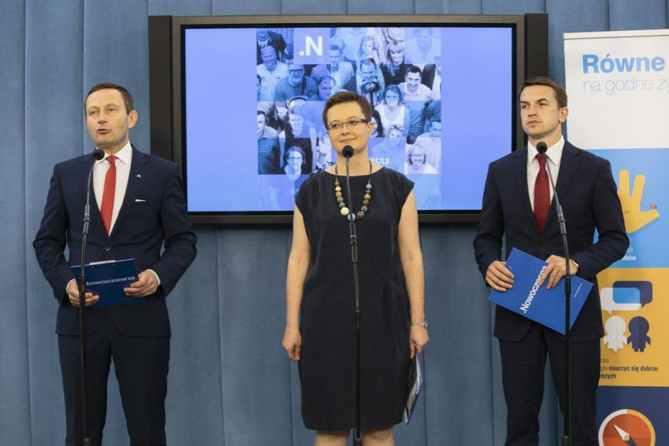 Wybory samorządowe 2018: Nowoczesna chce władzy w sejmikach