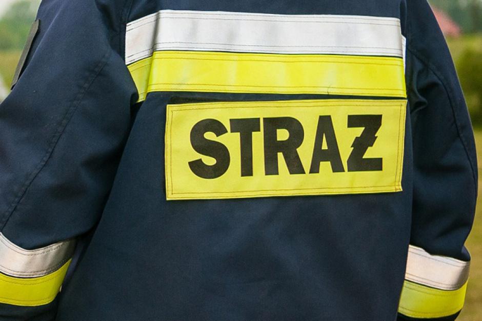 Frątczak: We wtorek 2000 interwencji straży pożarnej zw. z wichurami