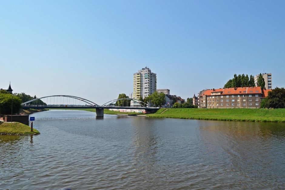 Fala wezbraniowa przeszła przez Opole