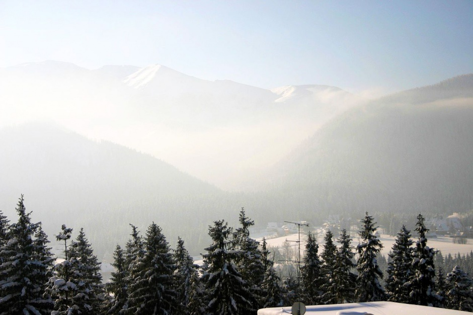 Tatry, lawiny: Trzeci stopień zagrożenia lawinowego