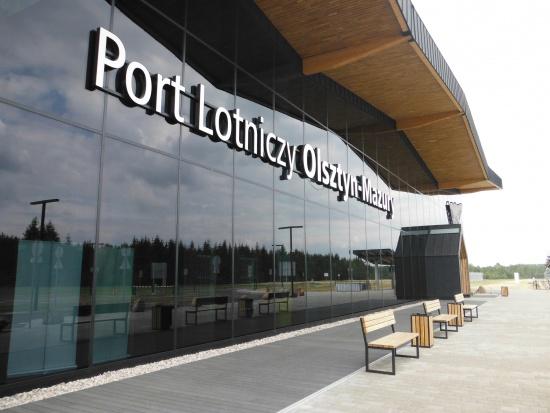 Warmińsko-mazurskie: Ponad 29 mln zł na port lotniczy w Szymanach