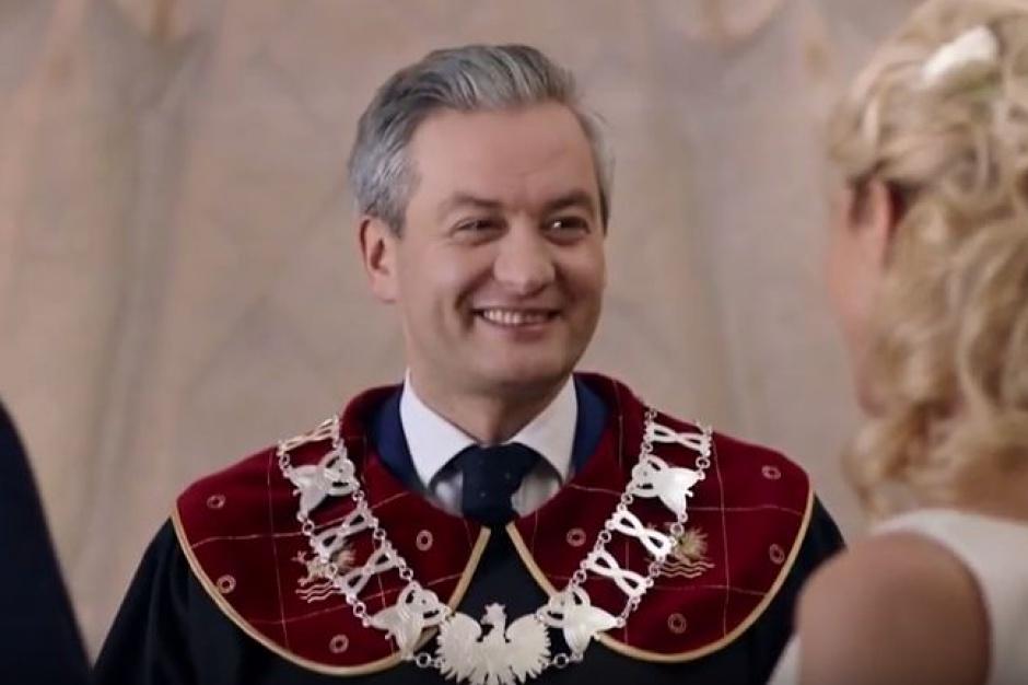 Robert Biedroń promuje Wirtualną Polskę