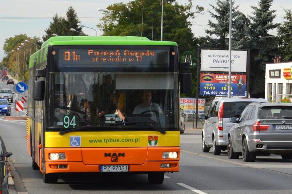 Od 1 stycznia 9 nowych linii autobusowych w Poznaniu