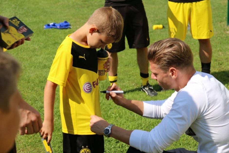 Łukasz Piszczek otworzy szkółkę piłkarską w Goczałkowicach