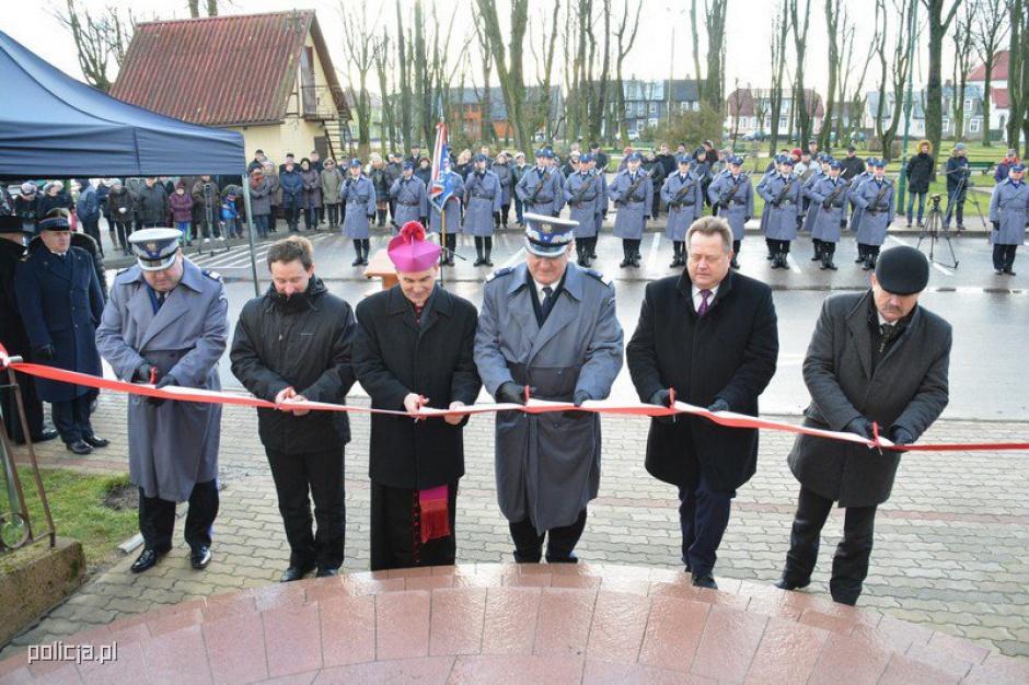 Policja, nowe posterunki: Kolejny posterunek otwarty