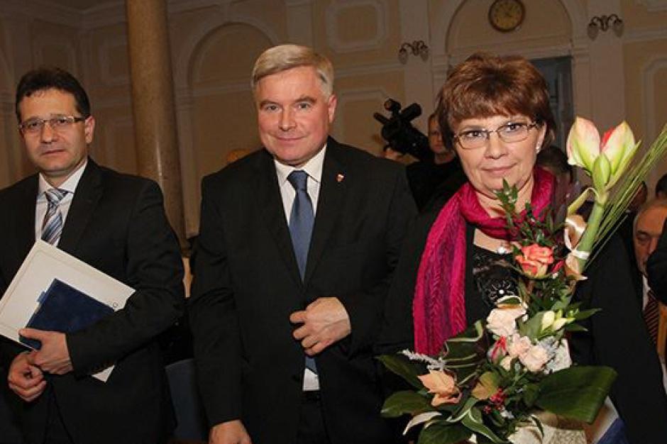 Prezydent Krosna wyróżniony na Węgrzech