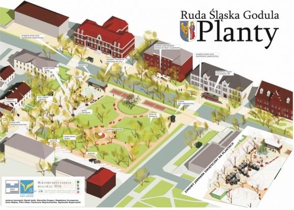 Samorząd Rudy Śląskiej chce zrewitalizować Plac Niepodległości