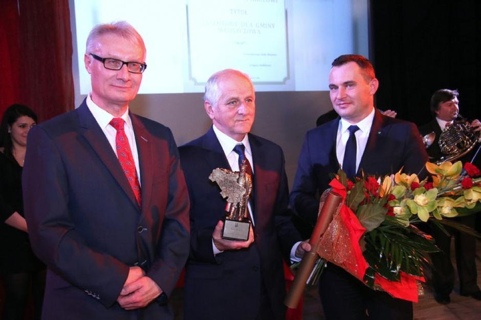 Włoszczowa przyznała tytuł zasłużonych dla gminy. Nagrodzono dwóch mieszkańców i cztery firmy