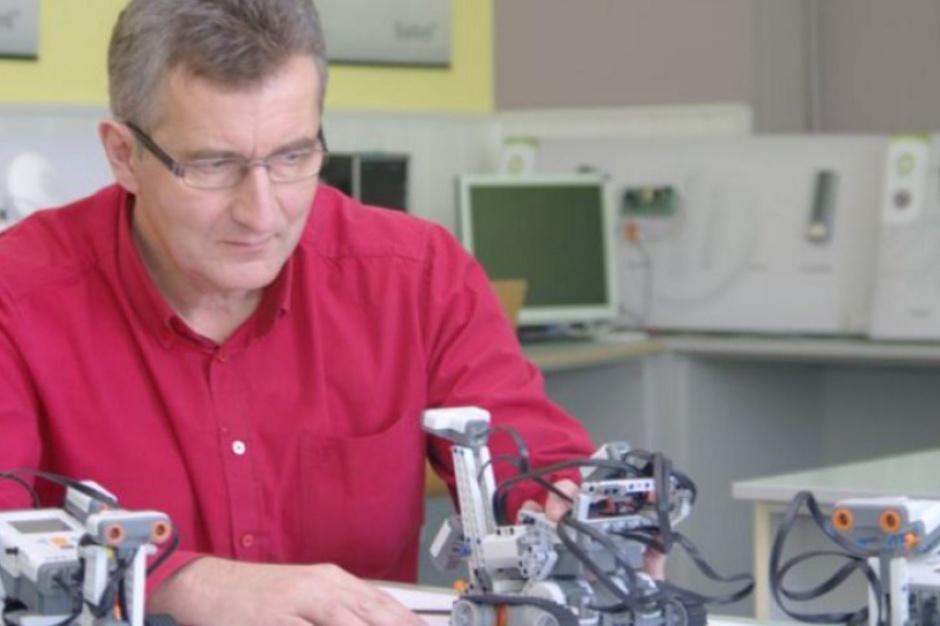 Mariusz Zyngier w finale Global Teacher Prize