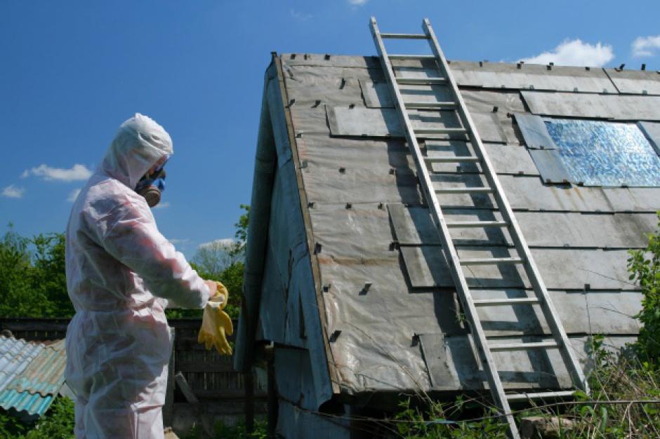 Gminy hamulcowym w usuwaniu azbestu?