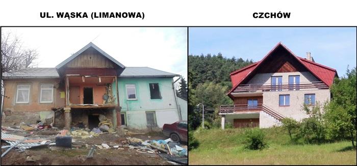 Miasto kupiło dla rodziny Romów dom w Czchowie. (fot. UM Limanowa)