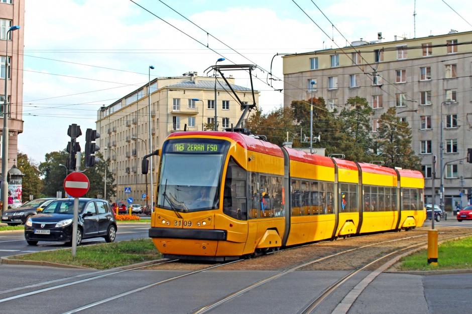 Warszawa: Linia tramwajowa na Gocław z decyzją środowiskową