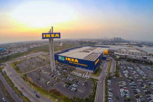 Nowy sklep Ikea w Zabrzu jesienią 2018 r. Samorząd: Będą utrudnienia