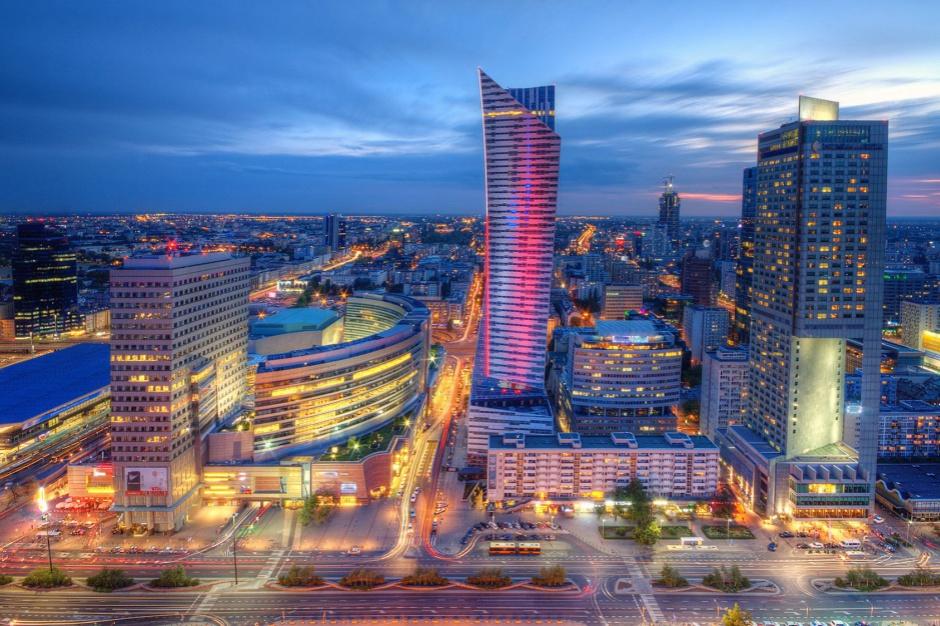 2017 pod znakiem inwestycji w Warszawie
